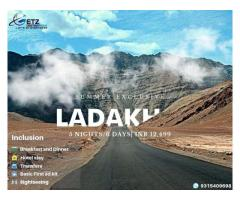 Booking Online Ladakh tour packages at your Budget