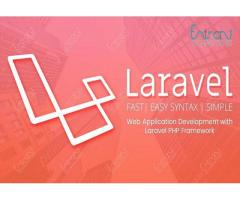 One of The Best Laravel Development Company in India