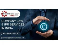 Very Popular are We for Company Law & IPR Services in India!