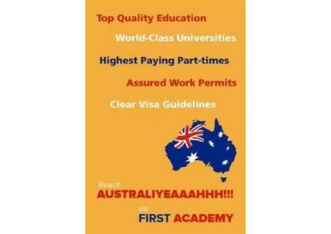 PTE Coaching | Best Online PTE Coaching | Training | First Academy