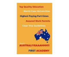 PTE Coaching   Best Online PTE Coaching   Training   First Academy