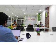 Fully Furnished coworking space in Dwarka