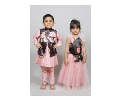 Buy Raksha Bandhan Dress | Peony Kids
