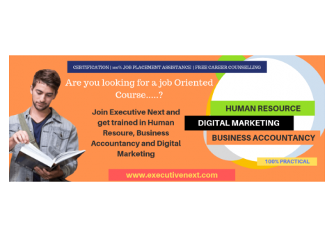 Advance Diploma in, DIGITAL MARKETING | HR | BUSINESS ACCOUNTANCY