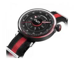 Bomberg BB-01 GENT BLACK & SILVER CT43H3SS.03-2.9