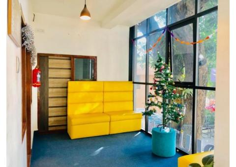 Share Office Solutions - Office & Coworking Space Bangalore for Rent