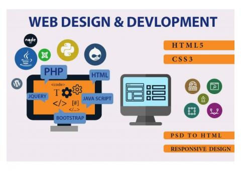 Website Desgn And Development Services In India