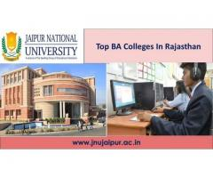 Top BA Colleges In Rajasthan