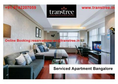 Reside Comfortably at Service Apartment in Bangalore