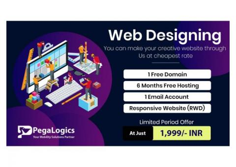 Clean and Affordable Websites are Just a Click Away..!!