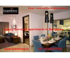 Why only luxury serviced apartments in Bangalore?