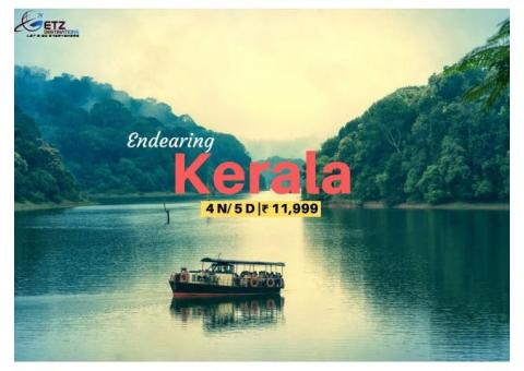 Best Kerala Holiday Tour Package