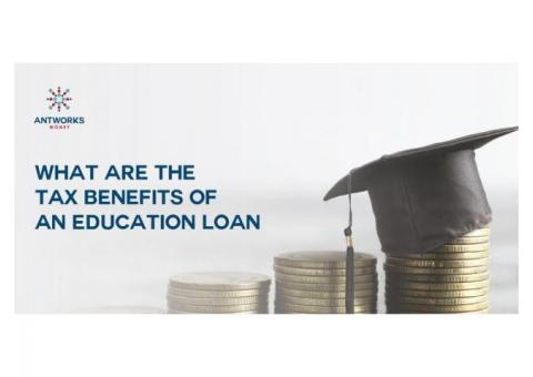 The tax benefits of an Education Loan