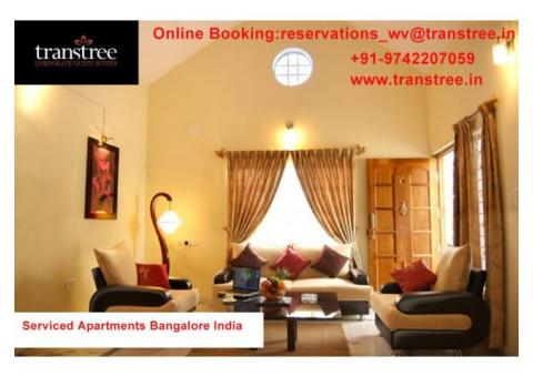 Noted benefits of staying in serviced apartments