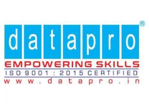 DATAPRO is a national branded Skill Development Training Center in the India