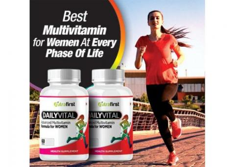 Fulfill The Need Of Healthy Nutrients With Multivitamins For Women