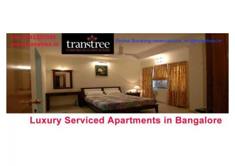 Find out the best luxury serviced apartments in Bangalore