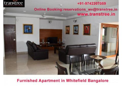 Fully Furnished apartment in Whitefield Bangalore to offer convenience of a hotel