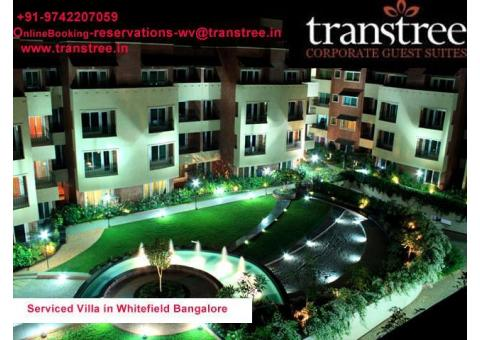 Are serviced villa good options for a family to stay?