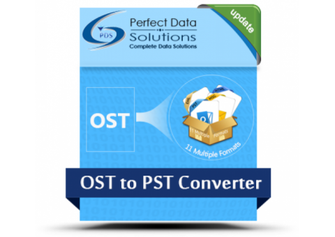 PDS OST to PST Converter