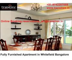 Experience A Luxurious Stay At Whitefield Bangalore With Fully Furnished Apartments