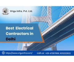 Electrical Contractors in Delhi