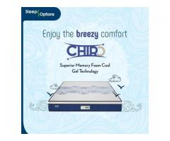 Best Chiro mattress in Delhi | Sleep Options