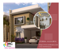 Buy Independent House In Hoskote/ villas in Bangalore,  Budget Villas at Whitefield / M1 Homes,