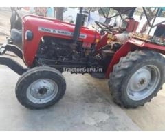 Massey Ferguson Used Tractors in India