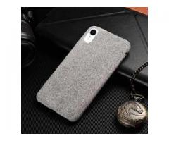 Fabric Case For iPhone 11 Pro  Max Online India
