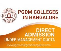 PGDM Colleges in Bangalore