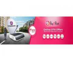 Best Online DTH Offers Providers In India