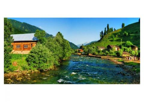 Kashmir holiday vacation tour travel packages 2020