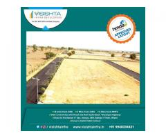 Open plots for sale in Bibinagar | Visishta Infra Developers