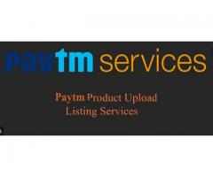 PayTm Services and Product Listing