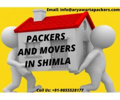 Packers and Movers in Shimla| 9855528177