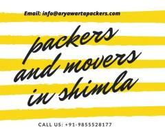 Packers and Movers in Shimla| 9855528177 |Movers & Packers in Shimla