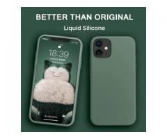 Apple iPhone 11 Silicone Cover & Cases