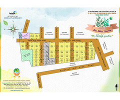HMDA PLOTS for SALE in KOTHUR HIGHWAY,HYD, INDIA.