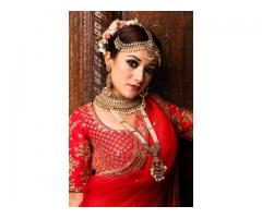 Book Your Appointment Today With Best Makeup Artist In Delhi