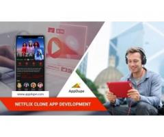 Develop Your Own Netflix Clone App at Low Cost