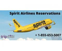 Spirit Airlines Reservations + || 1-855-653-5007 || Florida USA | Best Discount all the Flights