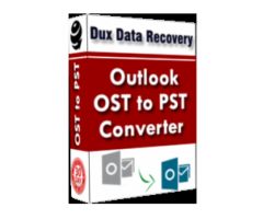 Dux OST to PST Converter Free Software