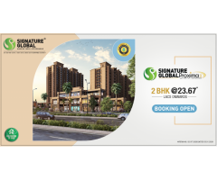 Signature Global Proxima Sector 89, Gurgaon