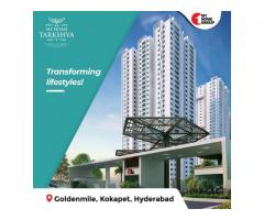 3 bhk luxury apartments in kokapet - My Home Constructions