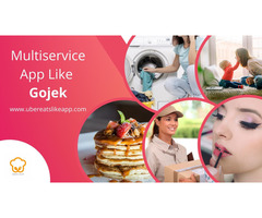 Opt for the Gojek clone app and run your business efficiently