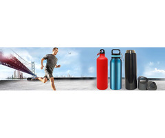 Futshut buy online water bottles, Easy Return and Cancellation available in India, thermos flask