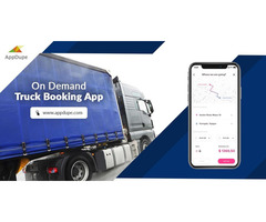 Book the truck as per your needs using the truck booking clone app
