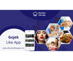 Get a comprehensive Gojek clone app with user-friendly features
