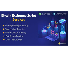 What are the steps need to build bitcoin and cryptocurrency exchange platform?